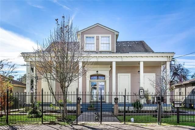 5330 Dauphine Street, New Orleans, LA 70117 (MLS #2253924) :: Crescent City Living LLC