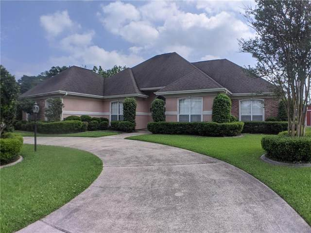 101 Cottage Drive Drive, Luling, LA 70070 (MLS #2253974) :: Parkway Realty