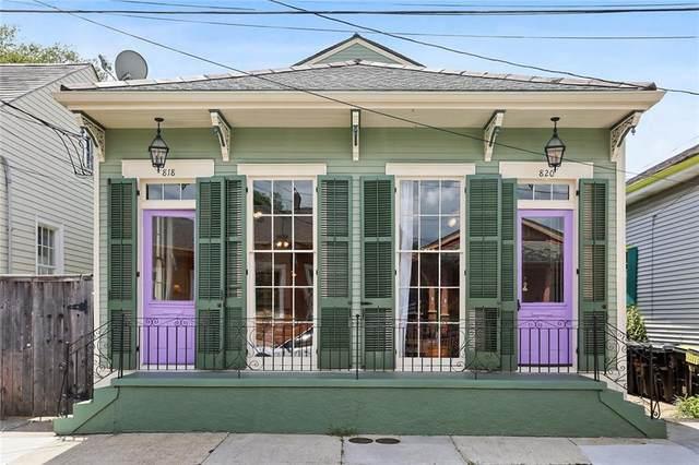 818 St Roch Avenue, New Orleans, LA 70117 (MLS #2253990) :: Robin Realty