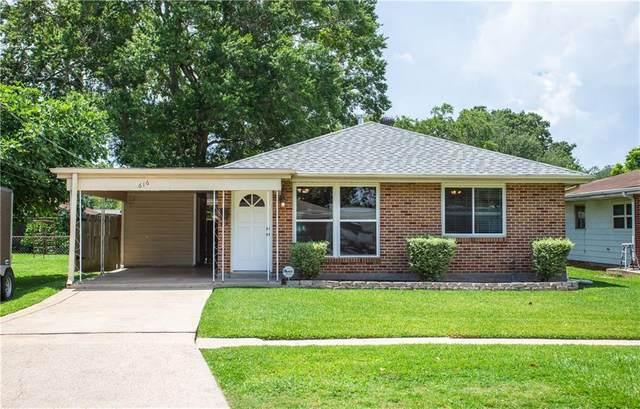 616 N Atlanta Street, Metairie, LA 70003 (MLS #2253996) :: Turner Real Estate Group