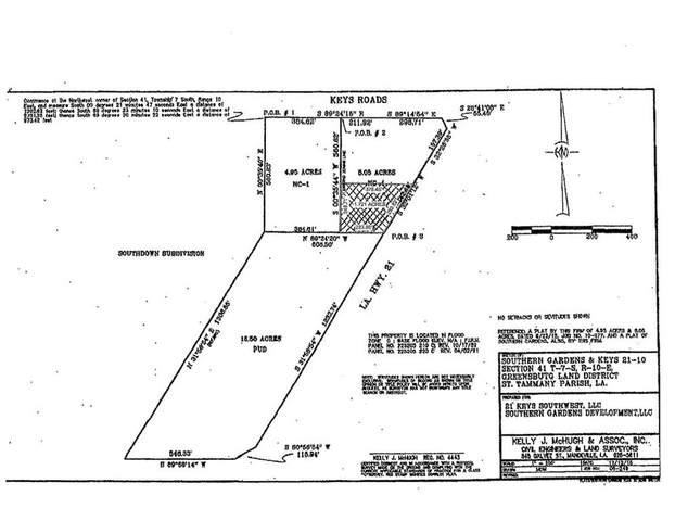 Highway 21 Highway, Covington, LA 70433 (MLS #2254004) :: The Sibley Group
