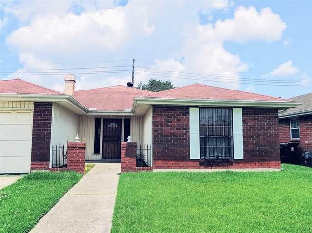 10 N Oakridge Court, New Orleans, LA 70128 (MLS #2254028) :: Robin Realty