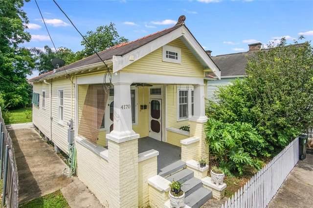 4170 St Peter Street, New Orleans, LA 70119 (MLS #2254046) :: Crescent City Living LLC