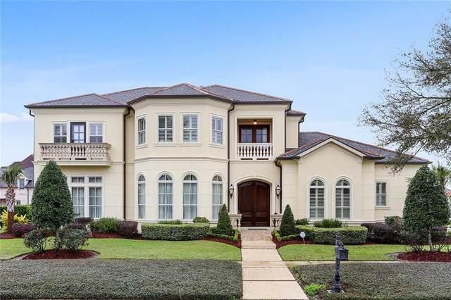13 Royal Palm Boulevard, Kenner, LA 70065 (MLS #2254070) :: The Sibley Group