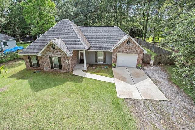 46 Helen Drive, Madisonville, LA 70447 (MLS #2254102) :: The Sibley Group