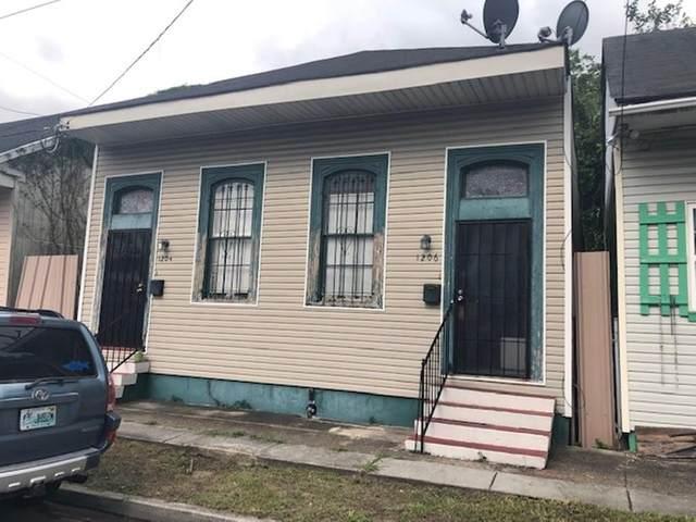 1204-06 Touro Street, New Orleans, LA 70116 (MLS #2254151) :: Amanda Miller Realty