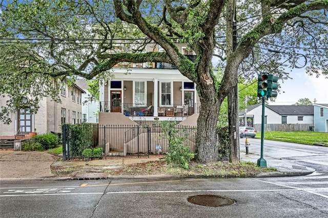 2501 Napoleon Avenue B, New Orleans, LA 70115 (MLS #2254295) :: Crescent City Living LLC