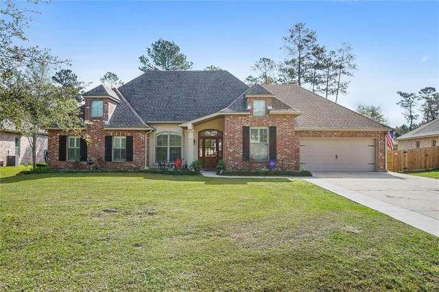 204 Belle Pointe Drive, Madisonville, LA 70447 (MLS #2254309) :: The Sibley Group