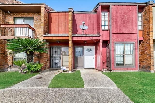 1703 Chimney Wood Lane #1703, New Orleans, LA 70126 (MLS #2254311) :: Turner Real Estate Group