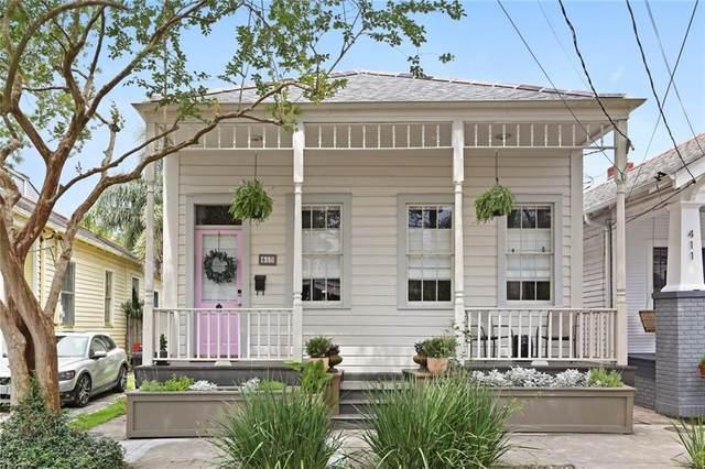 415 Vallette Street, New Orleans, LA 70114 (MLS #2254329) :: The Sibley Group