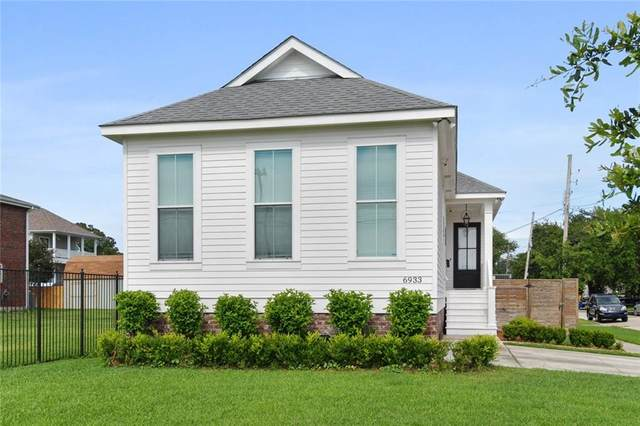6933 Bellaire Drive, New Orleans, LA 70124 (MLS #2254334) :: The Sibley Group