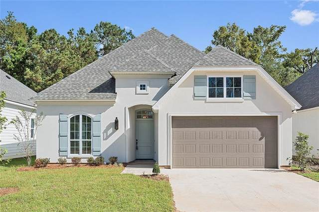 3033 Mosspoint Lane, Madisonville, LA 70447 (MLS #2254357) :: The Sibley Group