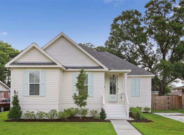2329 Massachusetts Avenue, Metairie, LA 70003 (MLS #2254400) :: Top Agent Realty