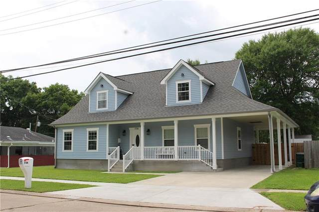 736 Wiegand Drive, Bridge City, LA 70094 (MLS #2254402) :: Crescent City Living LLC