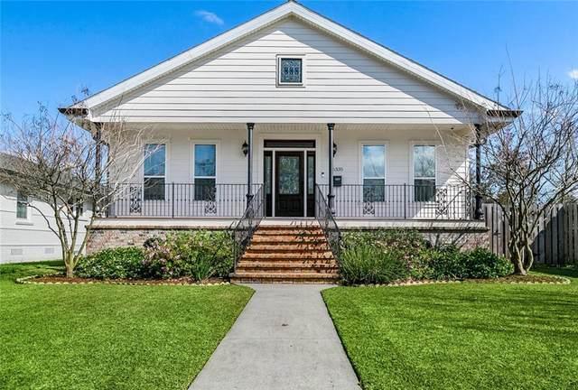 6335 General Diaz Street, New Orleans, LA 70124 (MLS #2254532) :: The Sibley Group