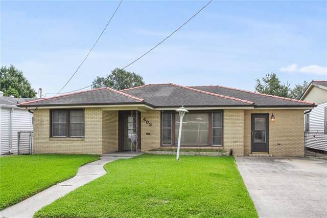 403 E William David Parkway, Metairie, LA 70005 (MLS #2254533) :: The Sibley Group