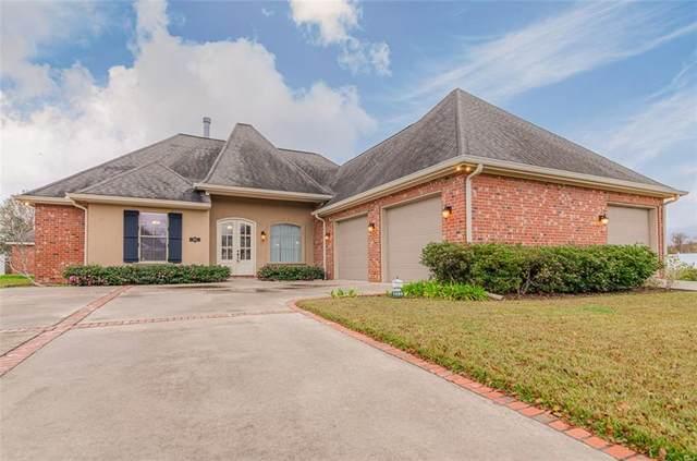 1095 Oak Harbor Drive, Stephensville, LA 70380 (MLS #2254571) :: Turner Real Estate Group