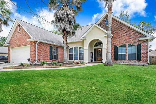 110 Tammy Drive, Slidell, LA 70458 (MLS #2254618) :: Crescent City Living LLC