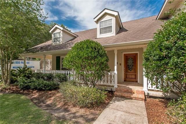 100 Belle Grove Drive, La Place, LA 70068 (MLS #2254670) :: Turner Real Estate Group