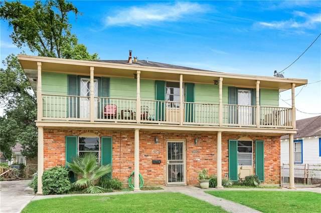 2480-82 Dreux Avenue, New Orleans, LA 70122 (MLS #2254699) :: Turner Real Estate Group