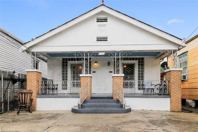 1628 N Rocheblave Street, New Orleans, LA 70119 (MLS #2254835) :: Watermark Realty LLC