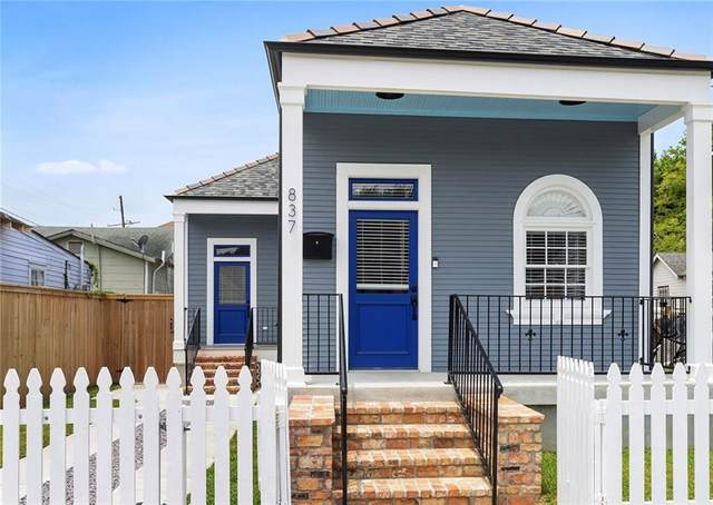 837 Elmira Avenue, New Orleans, LA 70114 (MLS #2254840) :: Crescent City Living LLC