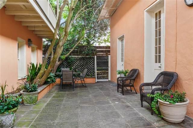 612 Burgundy Street B, New Orleans, LA 70112 (MLS #2254885) :: Turner Real Estate Group