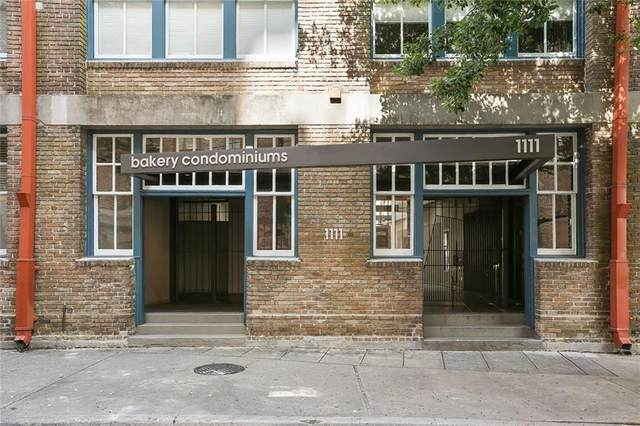 1111 S Peters Street #105, New Orleans, LA 70130 (MLS #2254913) :: Turner Real Estate Group