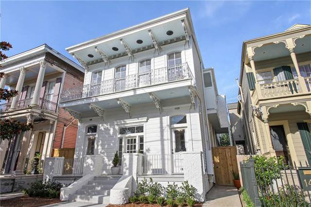 1418 Josephine Street, New Orleans, LA 70130 (MLS #2254941) :: Crescent City Living LLC