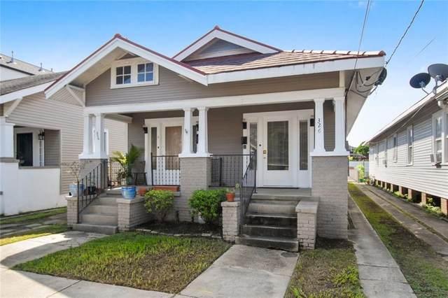 326-28 N Olympia Street, New Orleans, LA 70119 (MLS #2254948) :: Crescent City Living LLC