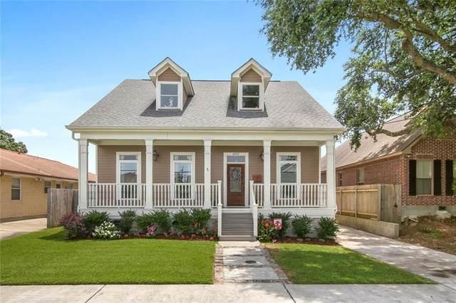 6531 Avenue A, New Orleans, LA 70124 (MLS #2255054) :: Turner Real Estate Group
