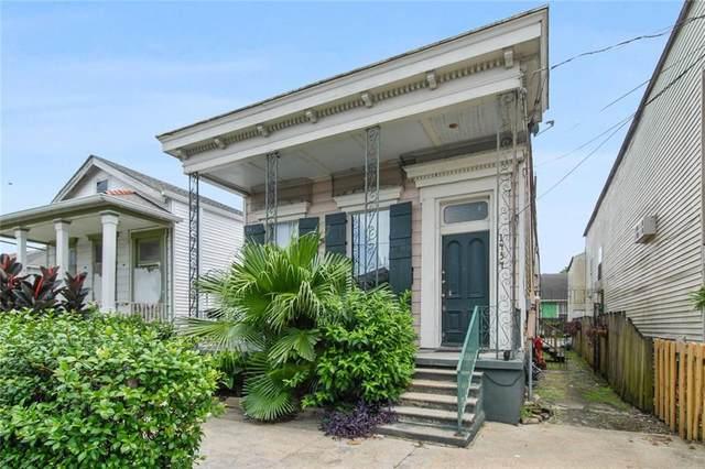 1434 N Prieur Street, New Orleans, LA 70119 (MLS #2255152) :: Watermark Realty LLC