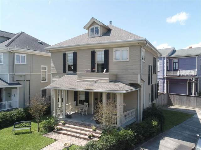 1301 Coliseum Street, New Orleans, LA 70130 (MLS #2255165) :: Crescent City Living LLC