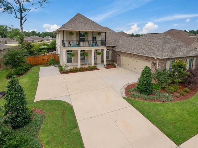 329 Cedar Creek Drive, Madisonville, LA 70447 (MLS #2255206) :: Turner Real Estate Group