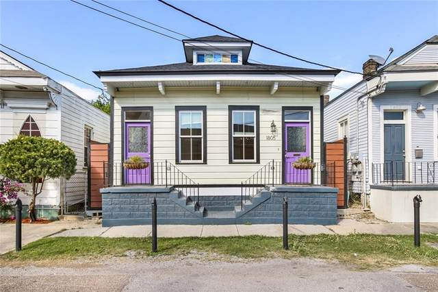 1805 Governor Nicholls Street, New Orleans, LA 70116 (MLS #2255273) :: Crescent City Living LLC