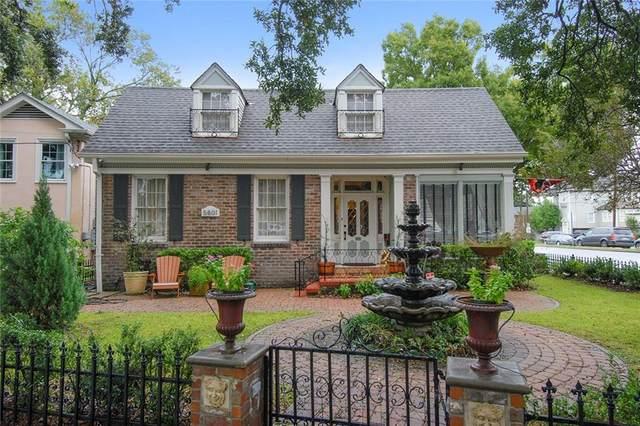 5801 S Claiborne Avenue, New Orleans, LA 70125 (MLS #2255289) :: Turner Real Estate Group