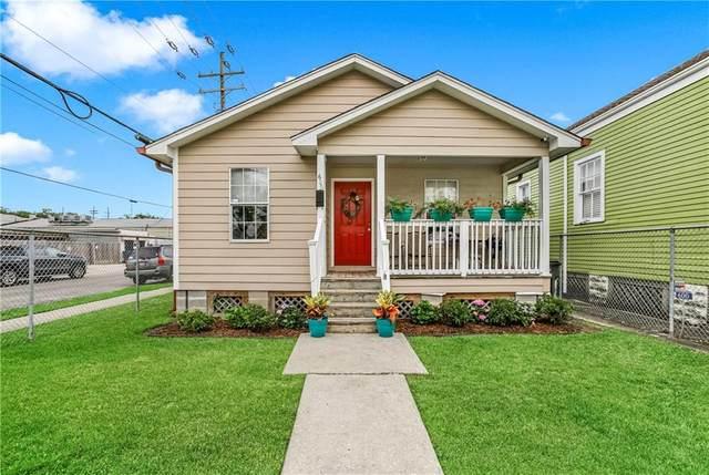 600 S Genois Street, New Orleans, LA 70119 (MLS #2255299) :: Crescent City Living LLC