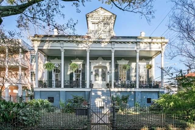 1805 Coliseum Street #1, New Orleans, LA 70130 (MLS #2255346) :: Crescent City Living LLC