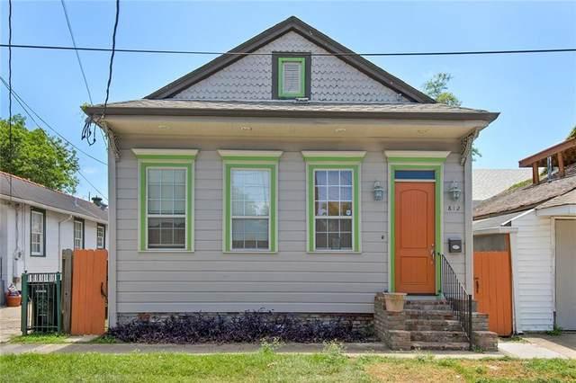 812 N Dupre Street, New Orleans, LA 70119 (MLS #2255352) :: Parkway Realty