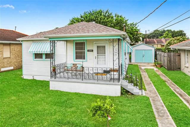 230 Jules Avenue, Jefferson, LA 70121 (MLS #2255383) :: Crescent City Living LLC