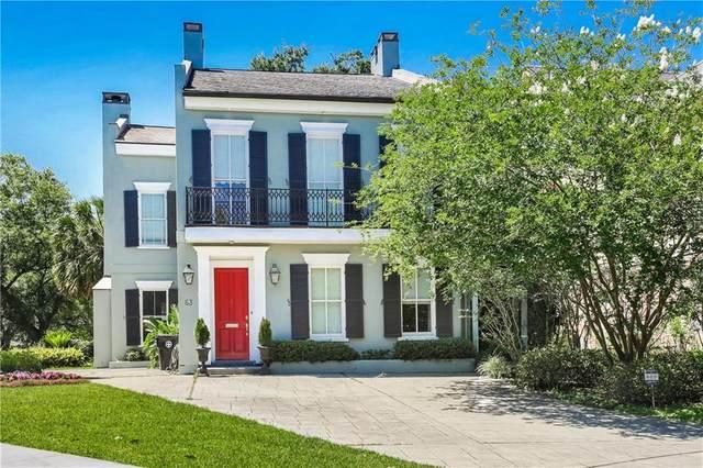 53 Crane Street, New Orleans, LA 70124 (MLS #2255435) :: Top Agent Realty