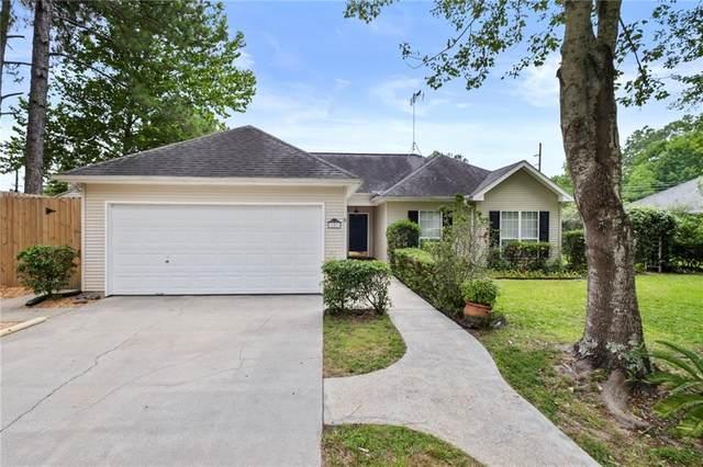 103 E Thistle Street, Mandeville, LA 70471 (MLS #2255478) :: Turner Real Estate Group