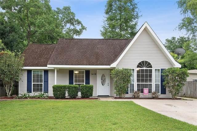 1418 Penrose Street, Mandeville, LA 70448 (MLS #2255507) :: Turner Real Estate Group