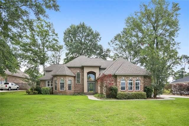 733 Plantation Drive, Abita Springs, LA 70420 (MLS #2255558) :: Turner Real Estate Group