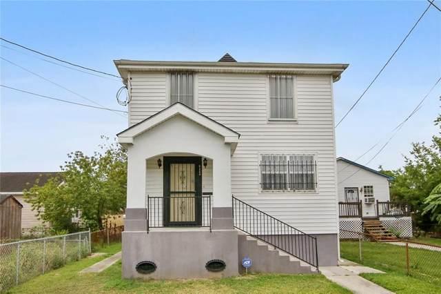 2322 Industry Street, New Orleans, LA 70122 (MLS #2255647) :: Amanda Miller Realty