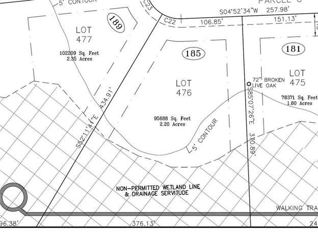 185 Juniper Court, Mandeville, LA 70471 (MLS #2255906) :: Turner Real Estate Group