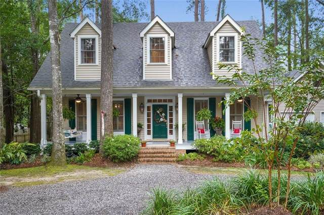 8 Poplar Drive, Covington, LA 70433 (MLS #2255980) :: Turner Real Estate Group