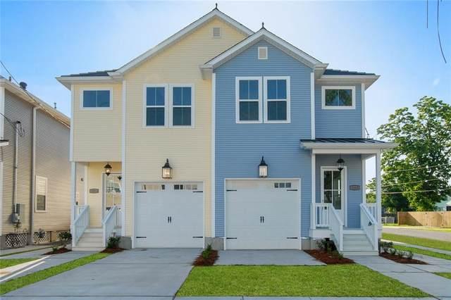 1108 Claiborne Drive, Jefferson, LA 70121 (MLS #2256099) :: Parkway Realty