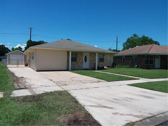 55 W Carolina Drive, Chalmette, LA 70043 (MLS #2256242) :: Top Agent Realty
