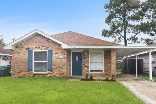 6004 Becker Street, Marrero, LA 70072 (MLS #2256506) :: Crescent City Living LLC